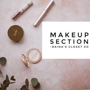 Makeup Items!